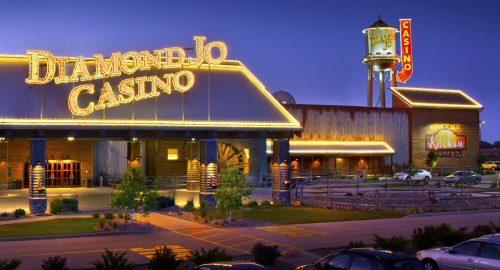 Diamond jo casino dining