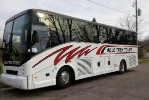 38 Passenger Motor Coach