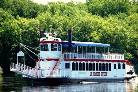 La Crosse Boats Amp Bluffs Able Trek Tours