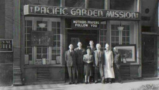 Pacific Garden Mission Able Trek Tours