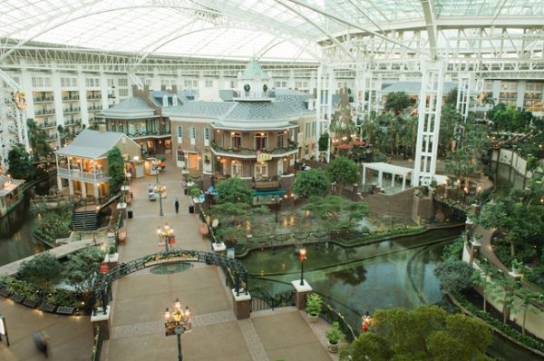 Opryland Christmas Able Trek Tours