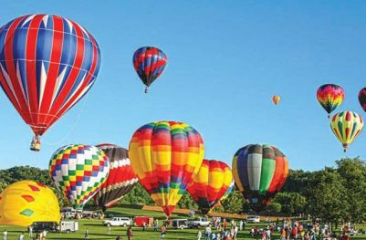Image of Hot Air Balloons