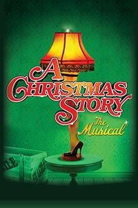 Logo of A Christmas Story Musical