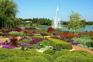 Image of Chicago Botanic Garden