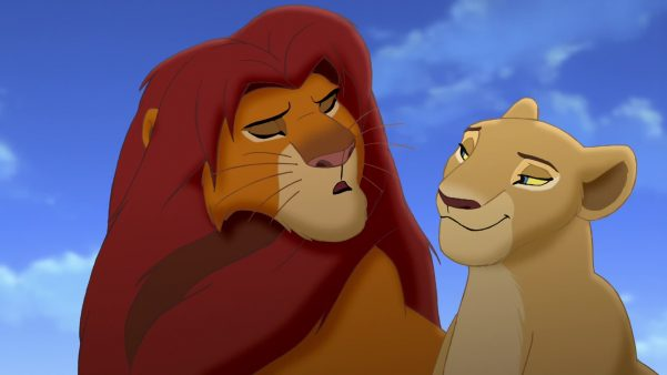 The Lion King Broadway production