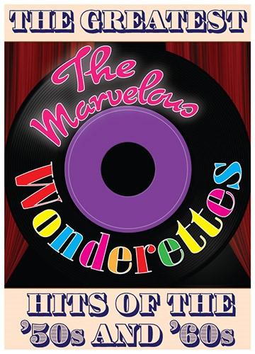 Image of The Marvelous Wonderettes logo
