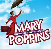 Image of Mary Poppins logo