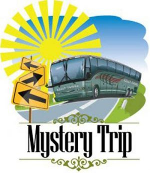 """General Public Vacations - """"Over There"""" Mystery Tour"""