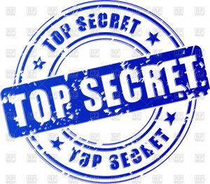 Image of Top Secret seal