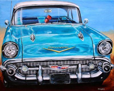 Image of Classic Car