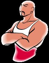 Image of Wrestler