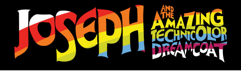 Logo of Joseph and the Amazing Technicolor Dreamcoat