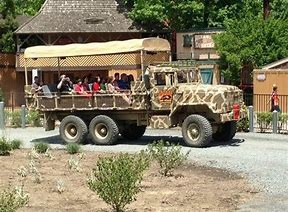 Image of Safari Truck
