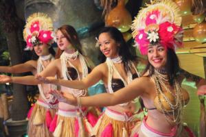 Image of hula dancers.