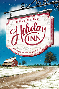 Image of Holiday Inn sign.