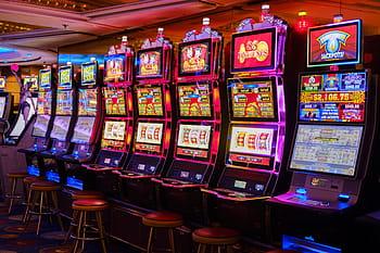 Image of Casino Slot Machines