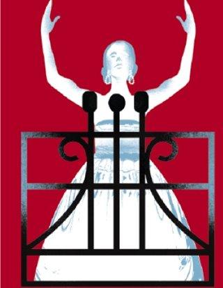 Image of Evita singing