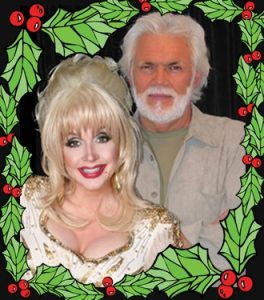 Image of Kenny Rogers and Dolly Parton Impersonators