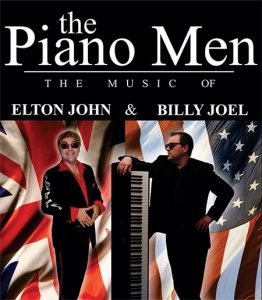 Image of Elton John & Billy Joel impersonators