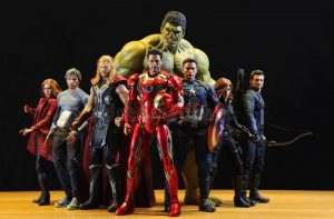 Image of Marvel Super Heroes