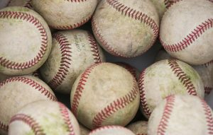 Image of baseballs.