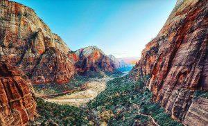 Image of canyon.