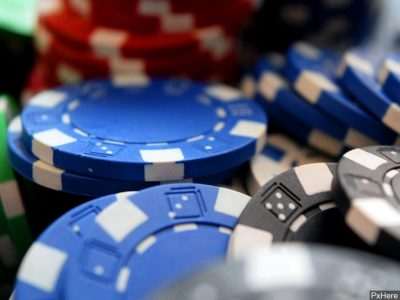 Image of poker chips